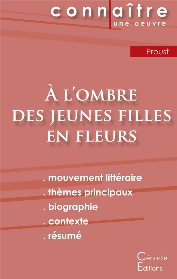à l'ombre des jeunes filles en fleurs, de Marcel Proust