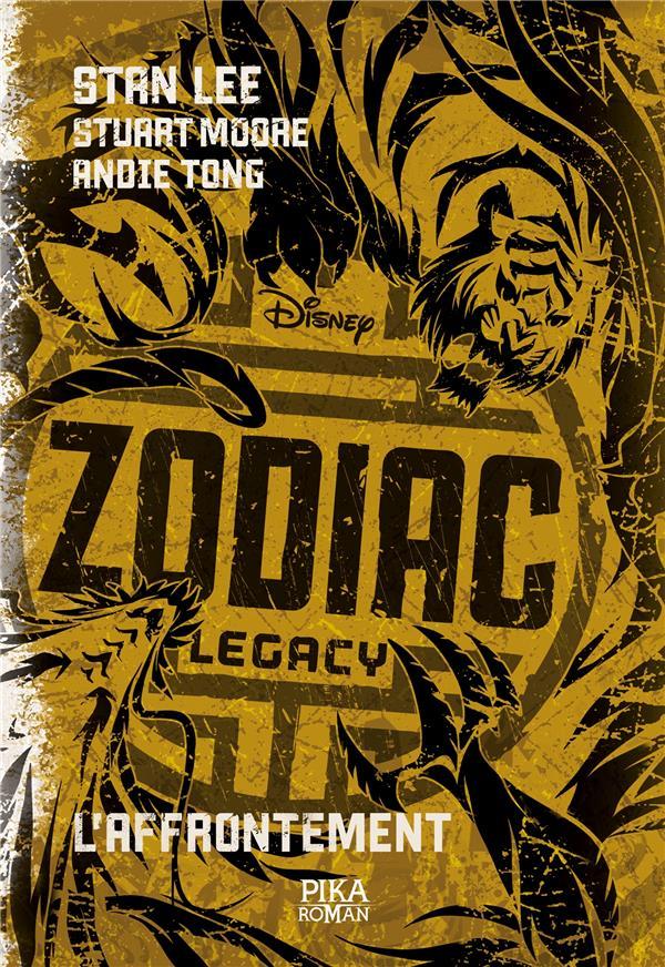 Zodiac legacy T.3 ; l'affrontement