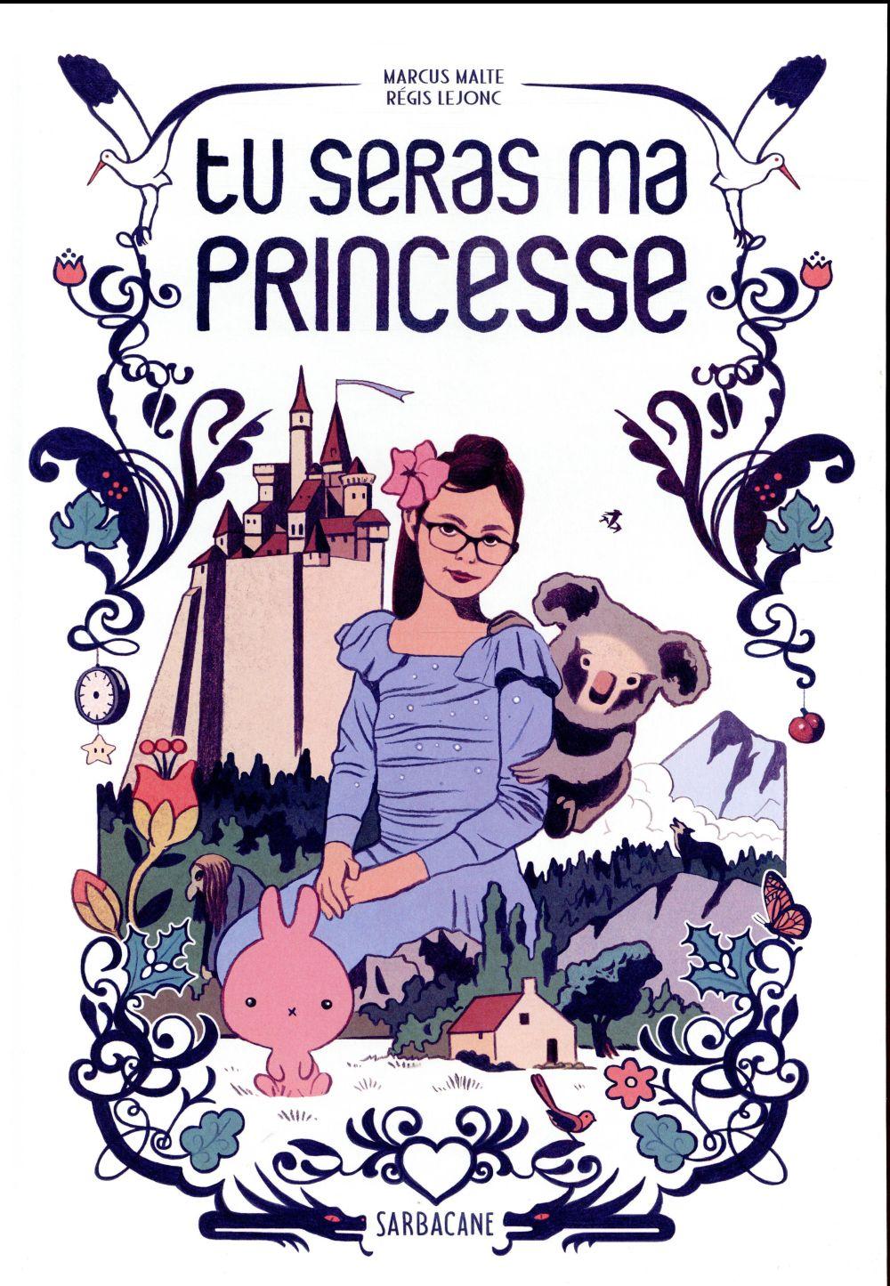 Tu seras ma princesse