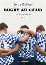 Couverture de Rugby au coeur