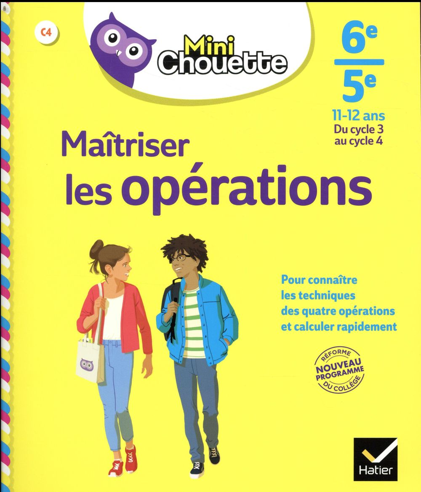 MAITRISER LES OPERATIONS  -  6E5E