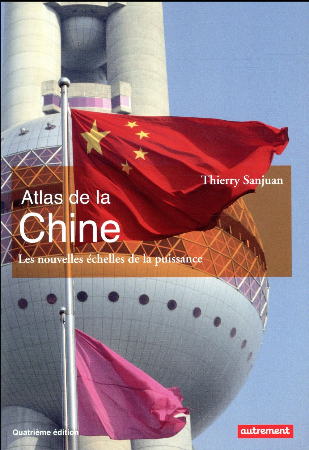 Atlas de la Chine (édition 2018)