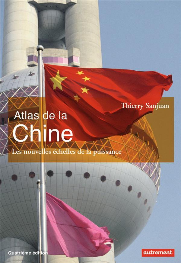 atlas de la Chine (édition 2018)