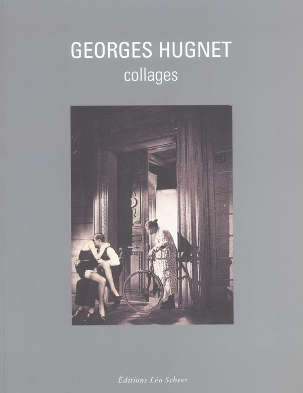 Georges hugnet collages