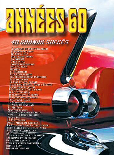 Annees 60 ; 40 Grands Succes
