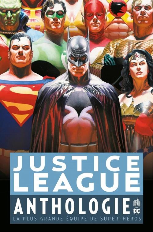 Justice League ; anthologie