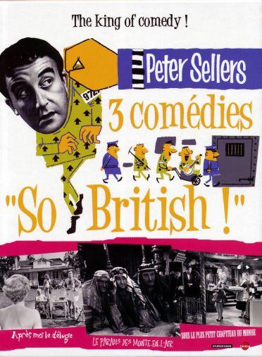 Peter Sellers : 3 comédies