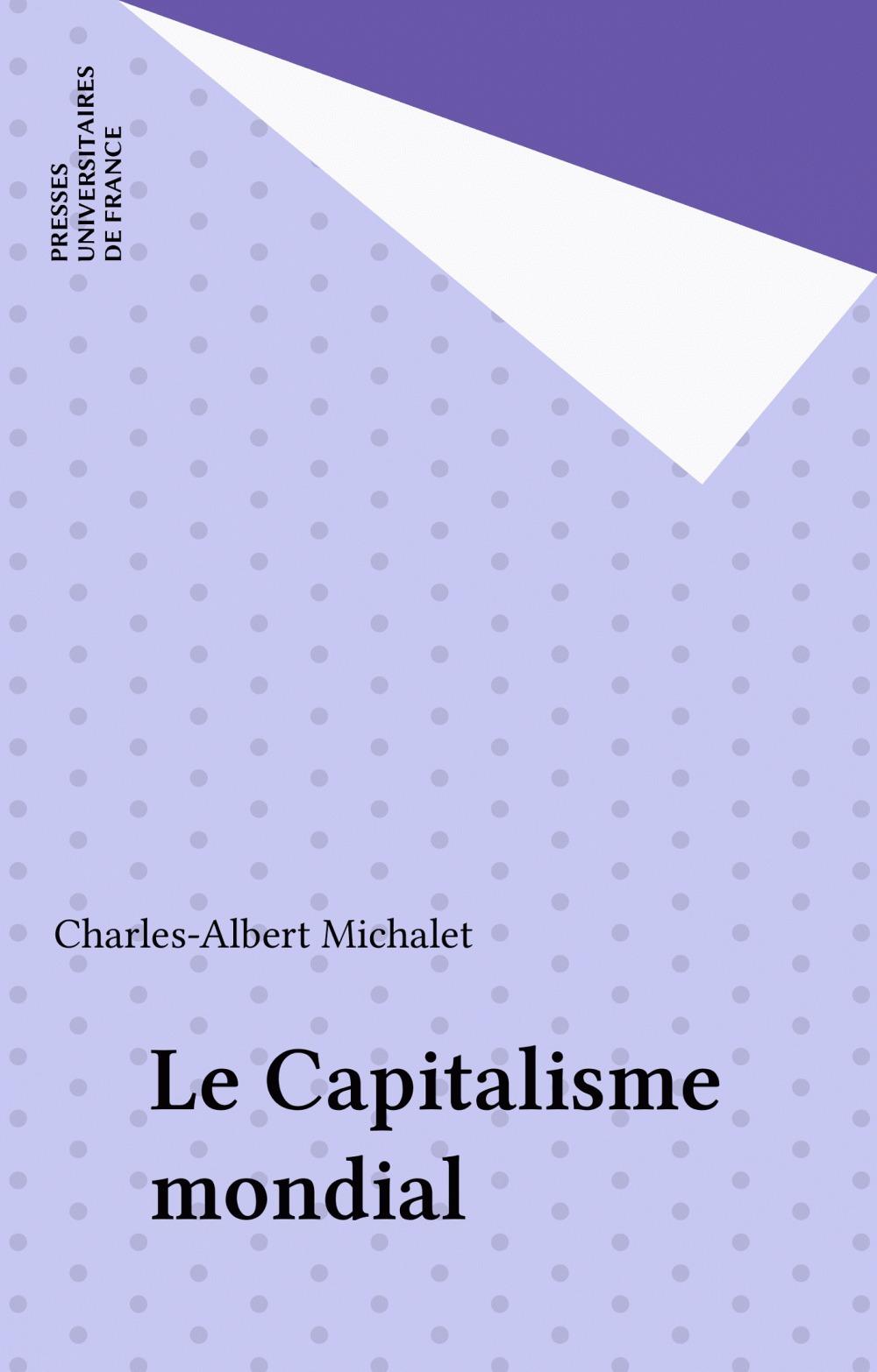 Le capitalisme mondial