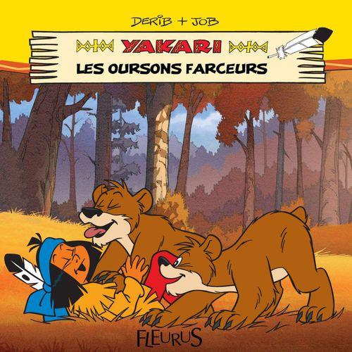 Yakari et les oursons farceurs
