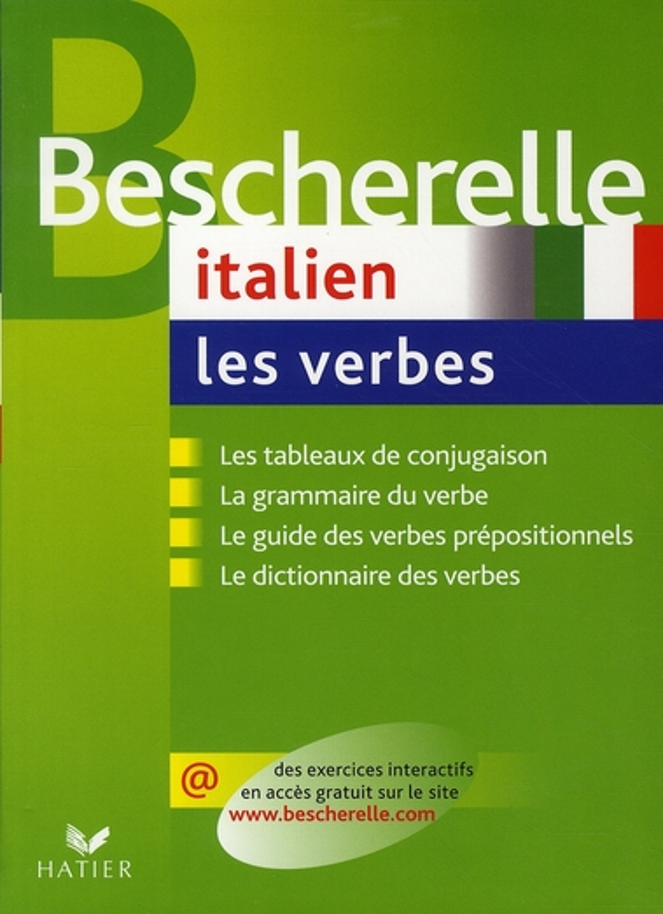 Bescherelle Italien : Les Verbes
