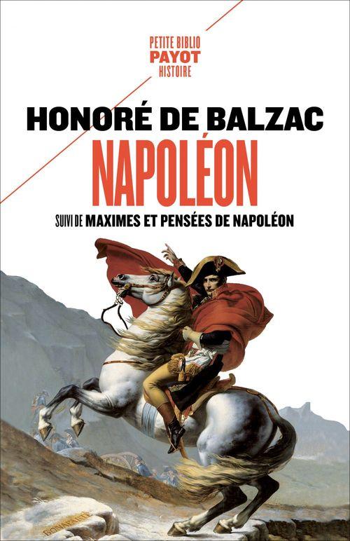 Napoléon  - Honoré DE BALZAC
