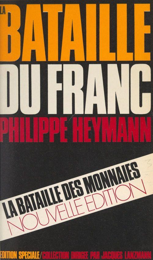 La bataille du franc