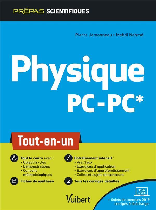 Physique PC-PC* ; tout-en-un