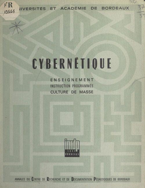 Cybernétique