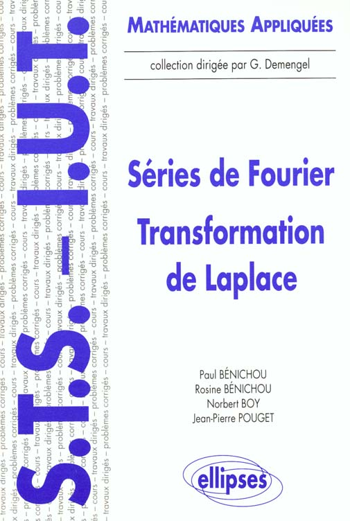 Series De Fourier ; Transformation De Laplace