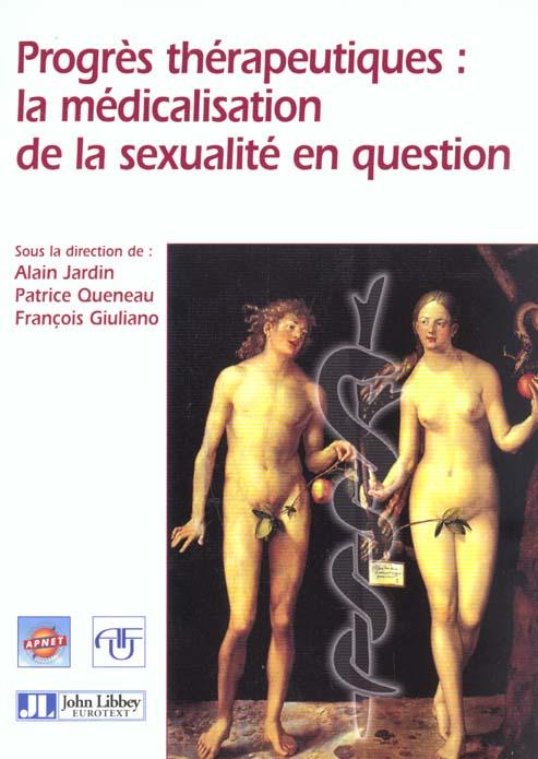Progres therapeutiques medicalisation sex