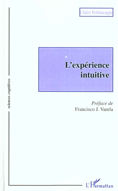 L'experience intuitive