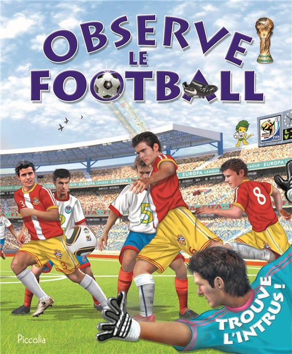Observe Et Trouve - Le Football