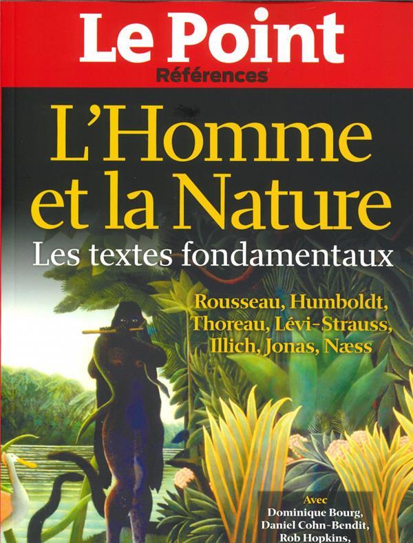 LE POINT REFERENCES N  81  L'HOMME ET LA NATURE - JUIN 2020