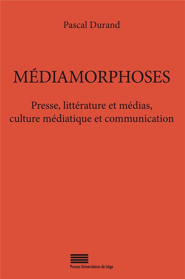 Mediamorphoses