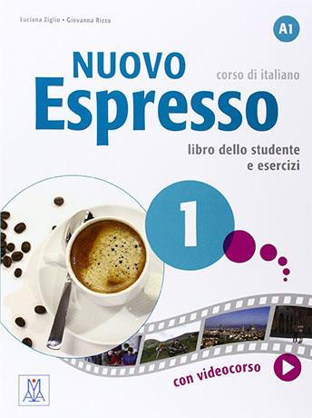 Nuovo Espresso 1 ; italien ; A1 ; libro dello studente e esercizi