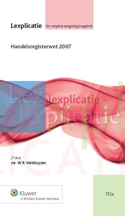 Handelsregisterwet 2007