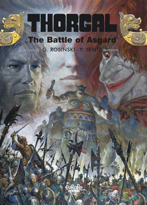 Thorgal - Volume 24 - The Battle of Asgard