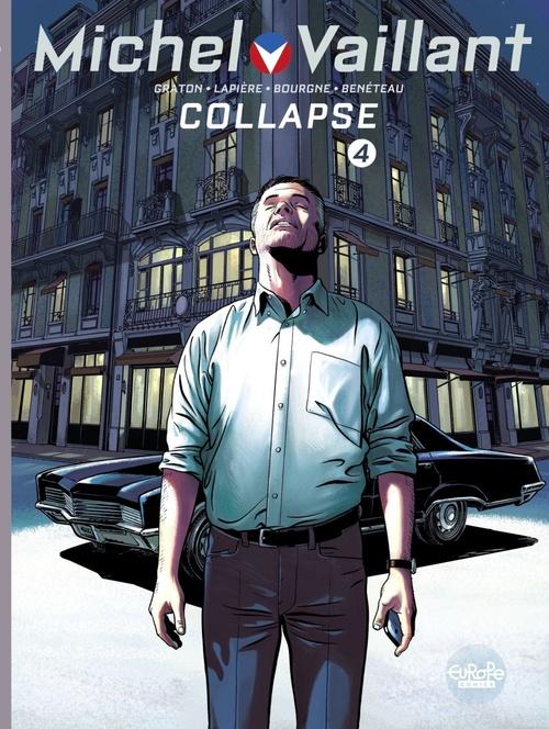 Michel Vaillant - Volume 4 - Collapse