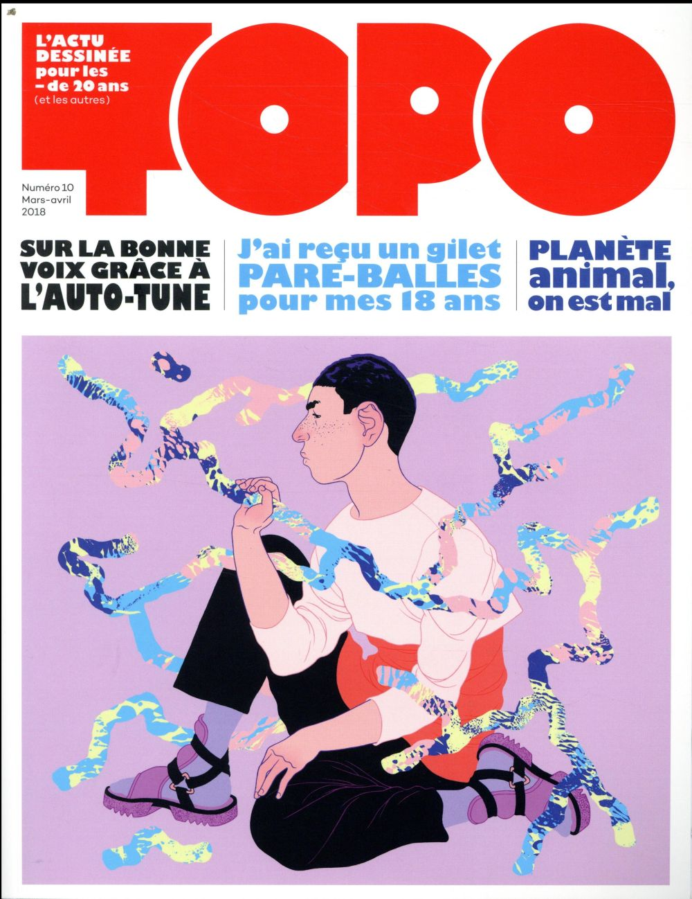 Revue topo n.10