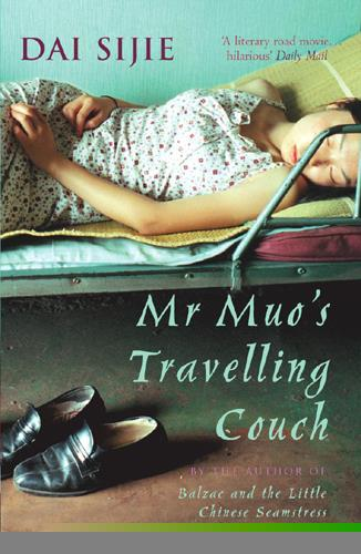 Mr Muo's Travelling Couch