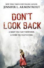 Vente Livre Numérique : Don't Look Back  - Jennifer L. Armentrout