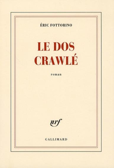 Le dos crawlé