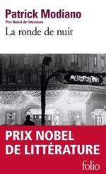 Vente Livre Numérique : La Ronde de nuit  - Patrick Modiano