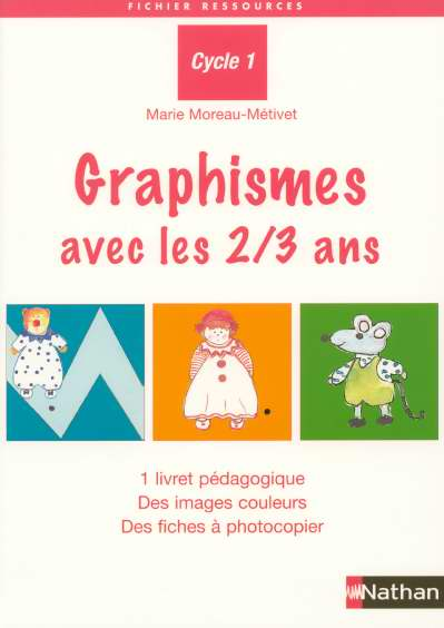Graphismes 2/3 Ans