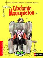 Vente EBooks : Clodomir Mousqueton - Roman Humour - De 7 à 11 ans  - Christine Naumann-Villemin