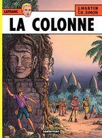 Lefranc (Tome 14) - La colonne