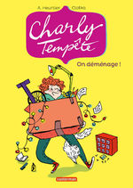 Vente EBooks : Charly Tempête (Tome 1) - On déménage !  - Annelise Heurtier