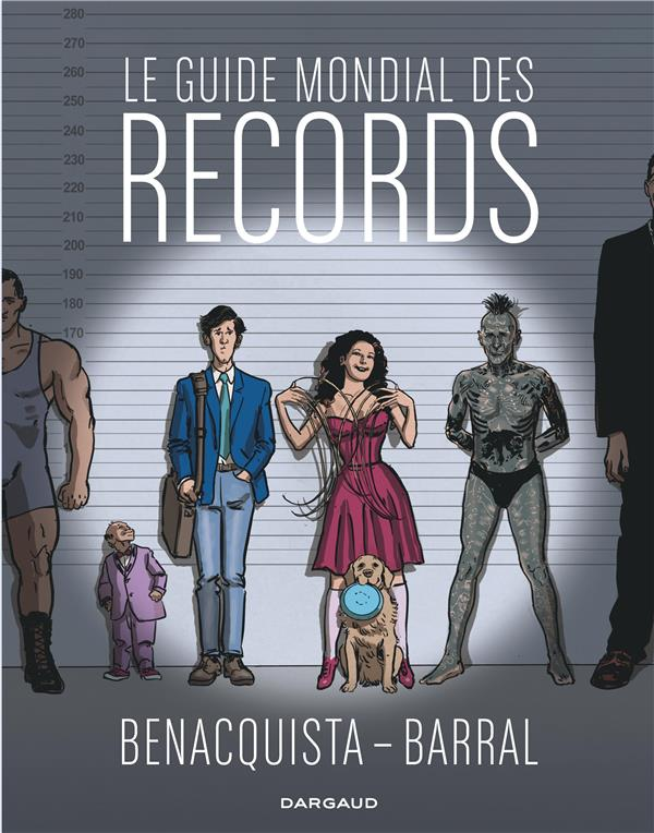 Le guide mondial des records