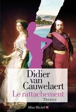 Vente Livre Numérique : Le Rattachement  - Didier van Cauwelaert