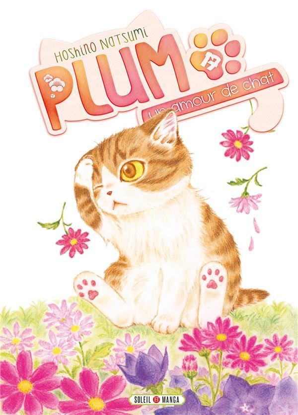 Plum, un amour de chat T.17