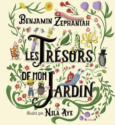 LES TRESORS DE MON JARDIN