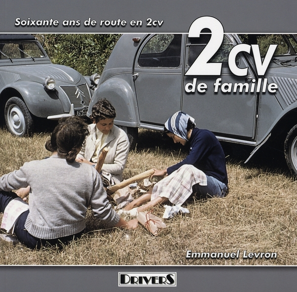 2cv de famille