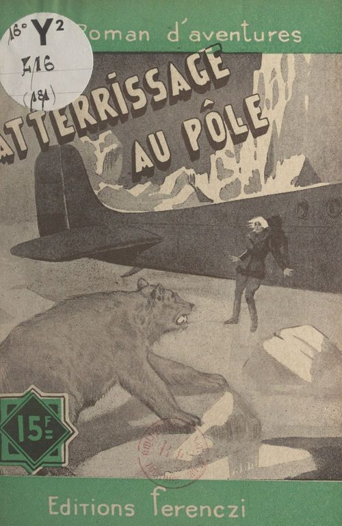 Atterrissage au pôle
