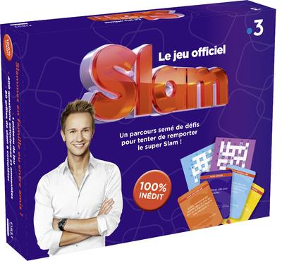 Slam ; le jeu officiel