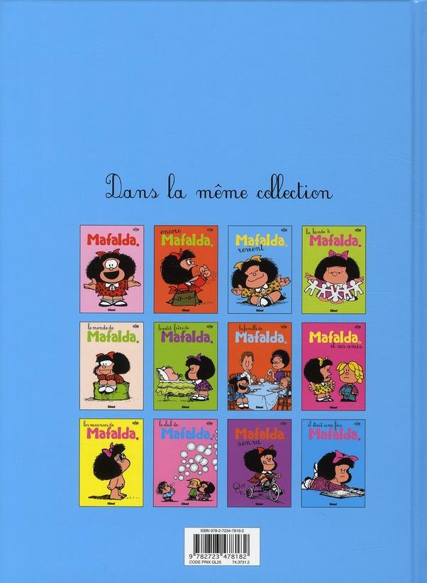 Mafalda t.3 ; Mafalda revient