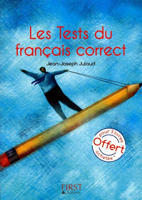 Le Petit Livre de - Tests du français correct