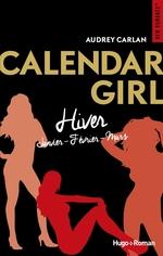 Vente Livre Numérique : Calendar girls - Hiver (janvier-février-mars)  - Audrey Carlan