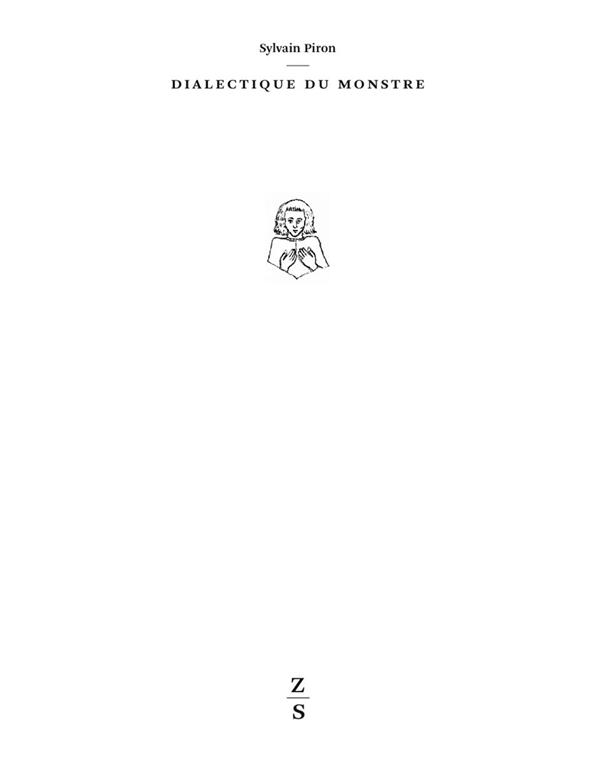 Dialectique du monstre ; enquête sur Opicino de Canistris