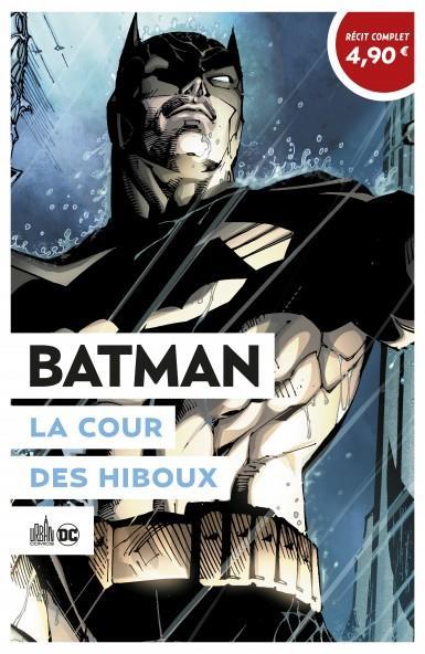 Batman ; la cour des hiboux