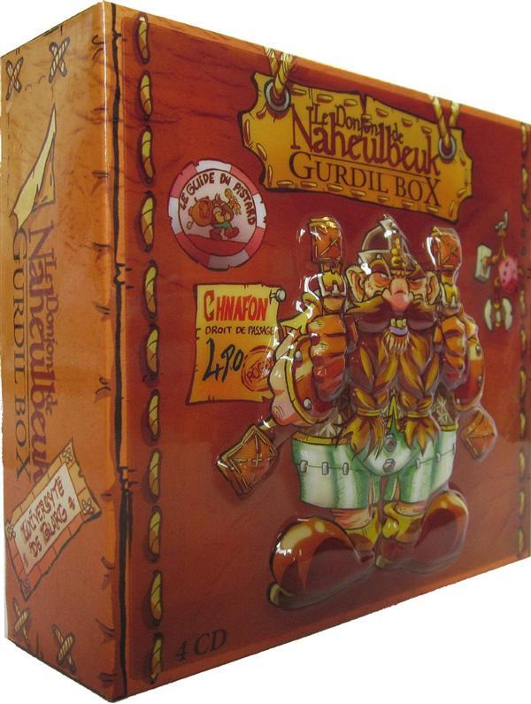 Naheulbeuk - Gurdil box